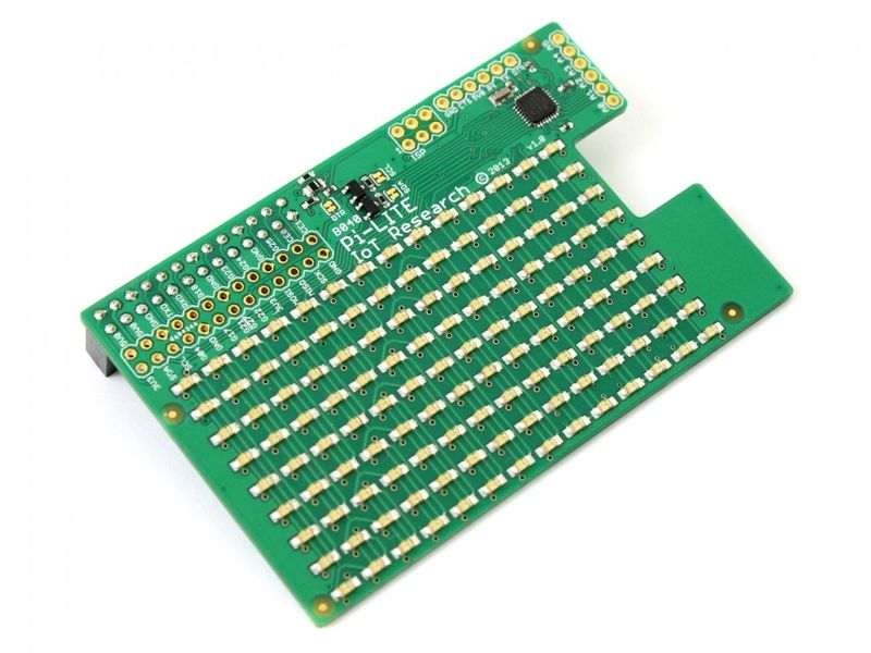 CISECO PiLite Add on Board for Raspberry Pi